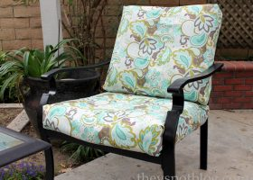 Outdoor Furniture With Cushions