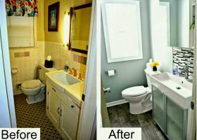 Bathroom Remodel Diy Cost