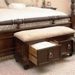 Awesome Bedroom Benches With Storage For Best Bedroom Storage Bench