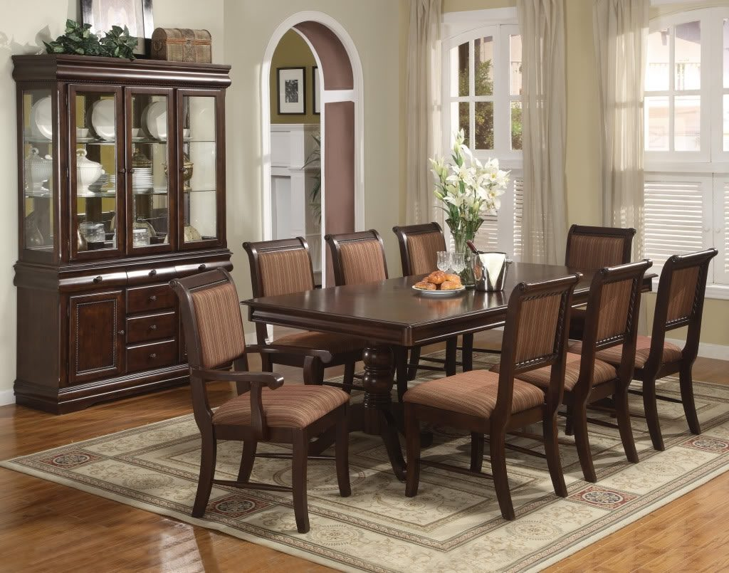 Awesome Dining Room Table And Hutch Sets Decoration Ideas Fresh At
