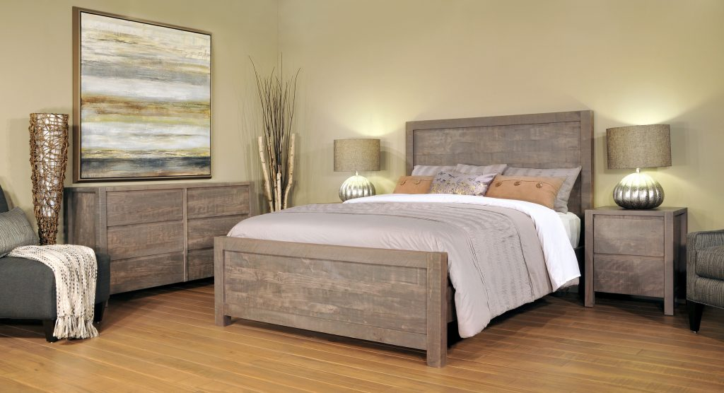 Awesome Distressed Wood Bedroom Set Gallery Home Design Ideas