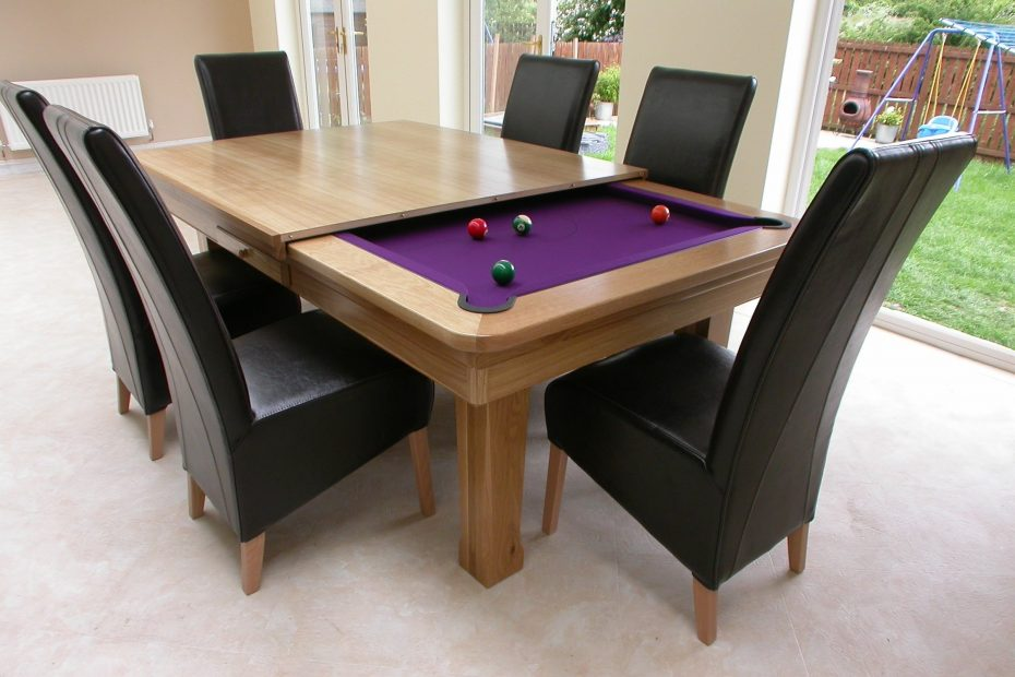Awesome Pool Table Dining Table Combo Youtube
