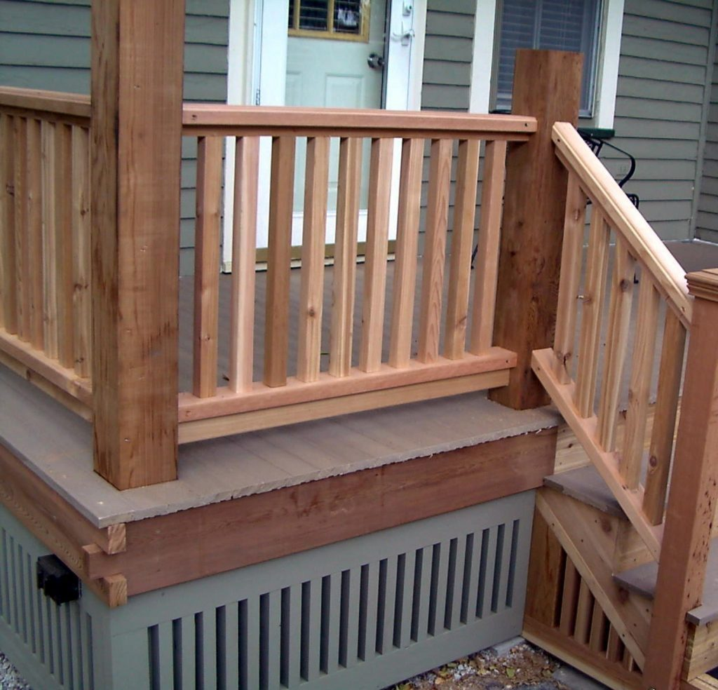 Ba Nursery Agreeable Deck Railing Design Ideas Image Easy