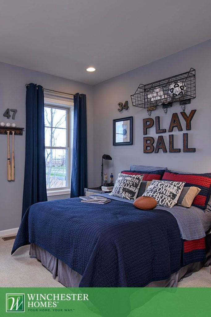 Ball Basket Organizer Boys Bedroom Ideas Pinterest Sports