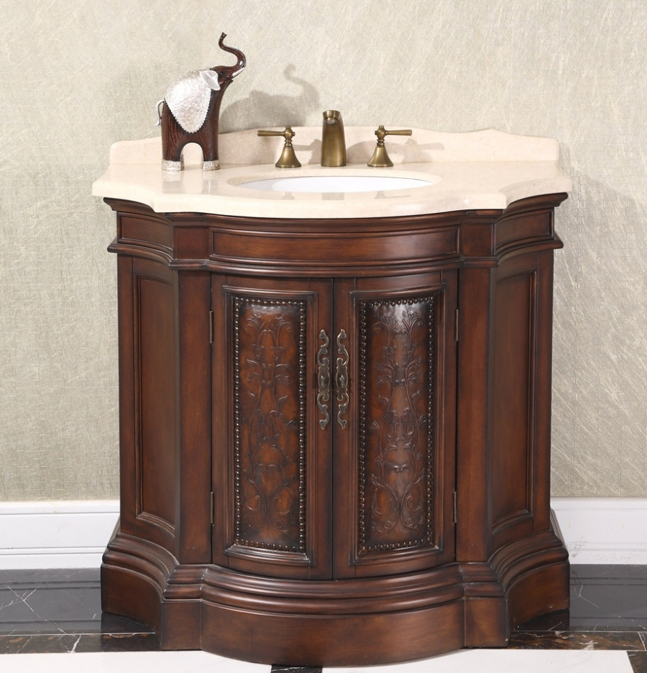 Bath 38 Inch Antique Bathroom Vanity Top Bathroom Renovate The