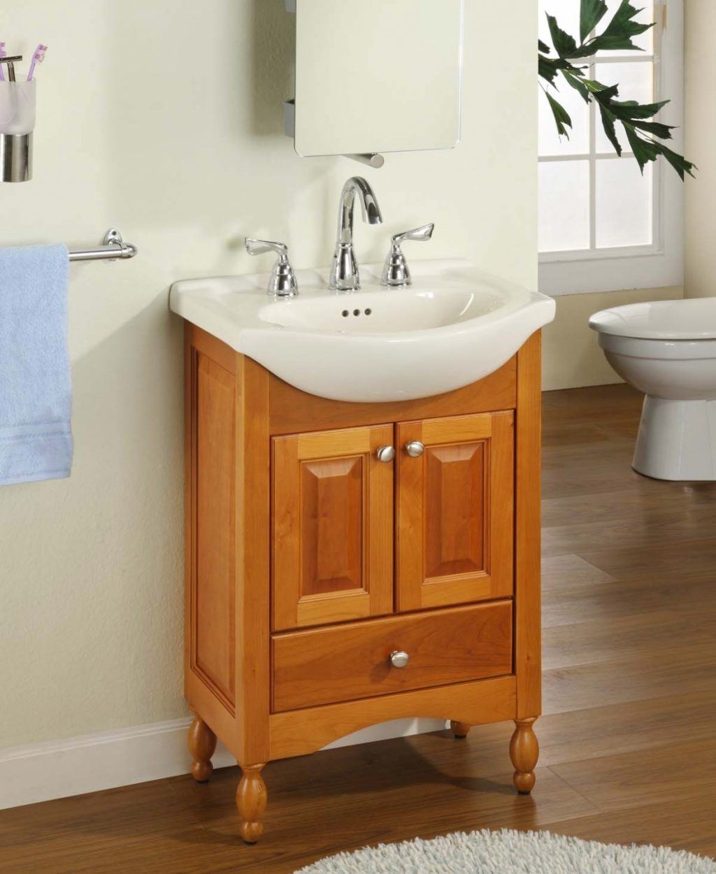 Bath Shallow Depth Bathroom Vanity Chiefkessler Within Bathroom