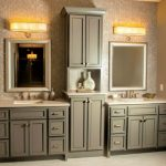 Bathroom Vanities With Linen Tower
