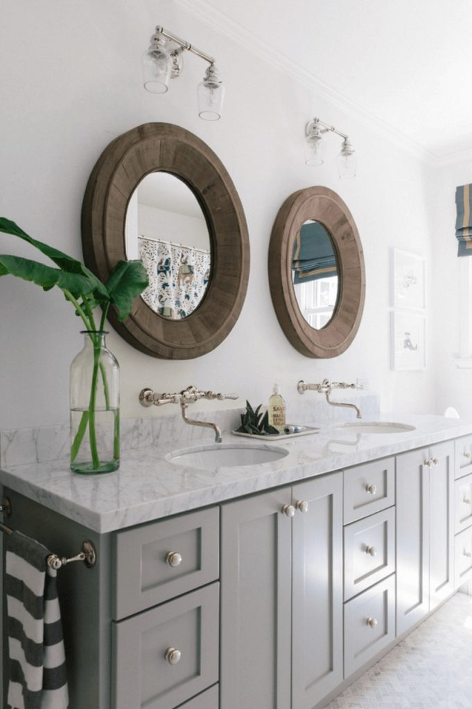 Bathroom Bathroom Mirror Diy Ideas Mirrors Liz Perry Also With Eye