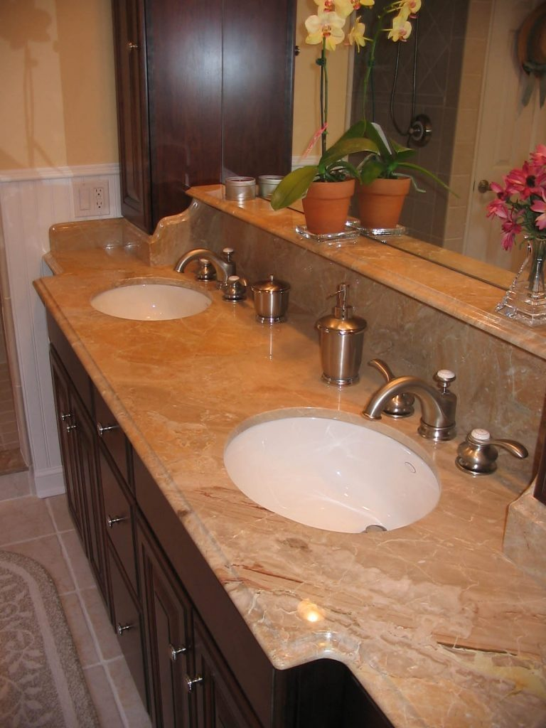 Bathroom Granite Countertop The New Way Home Decor The Art Of