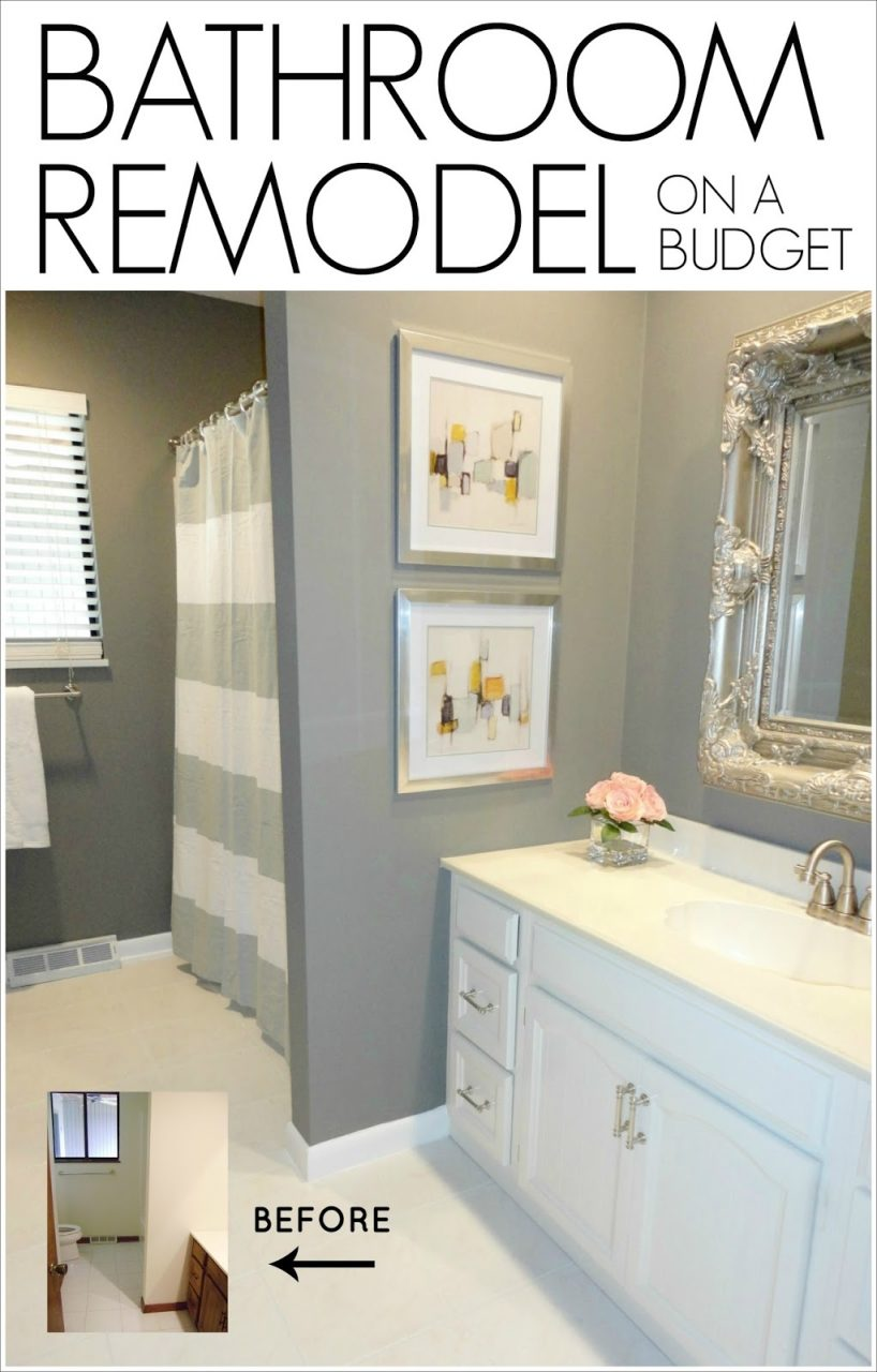 Bathroom Remodel Budget Boatjeremyeatonco