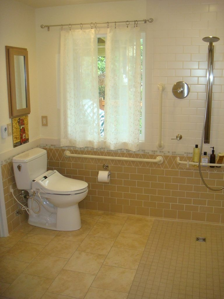 Bathroom Remodel For The Elderly Bathroom Decor Pinterest Room