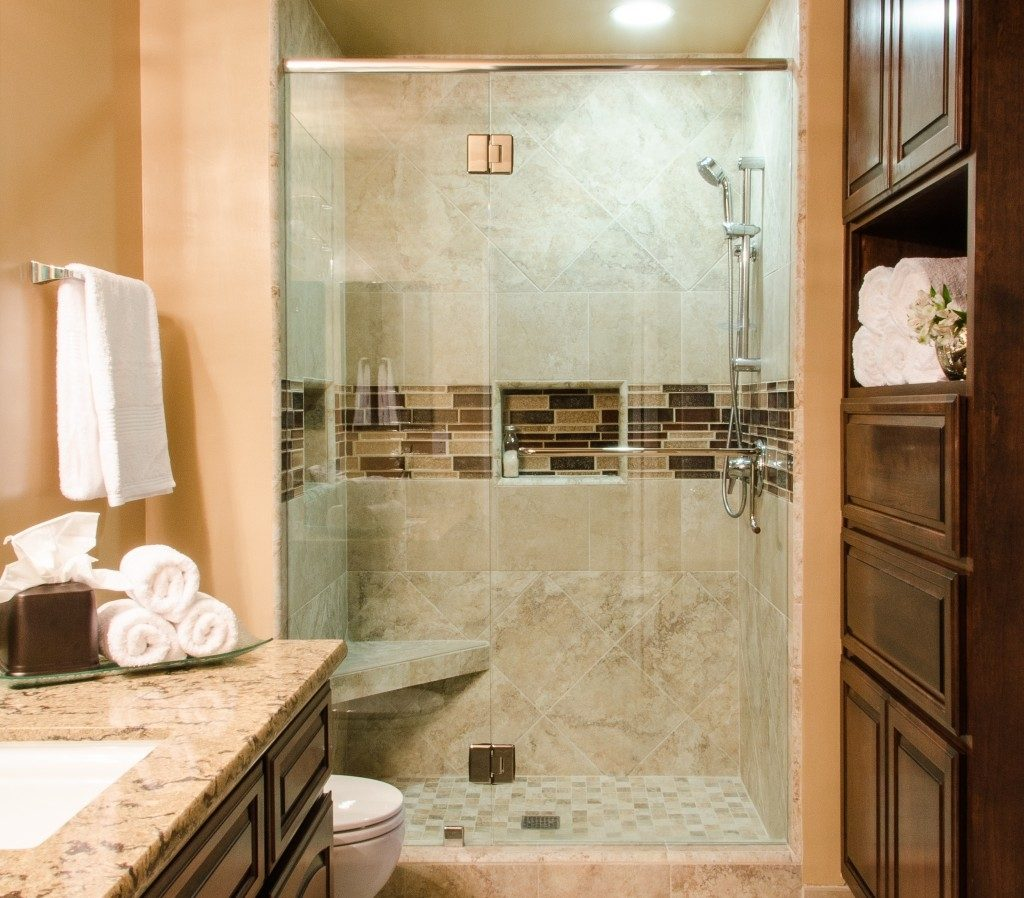 Bathroom Shower Makeovers Ideas Bathroom Makeovers Ideas On Budget