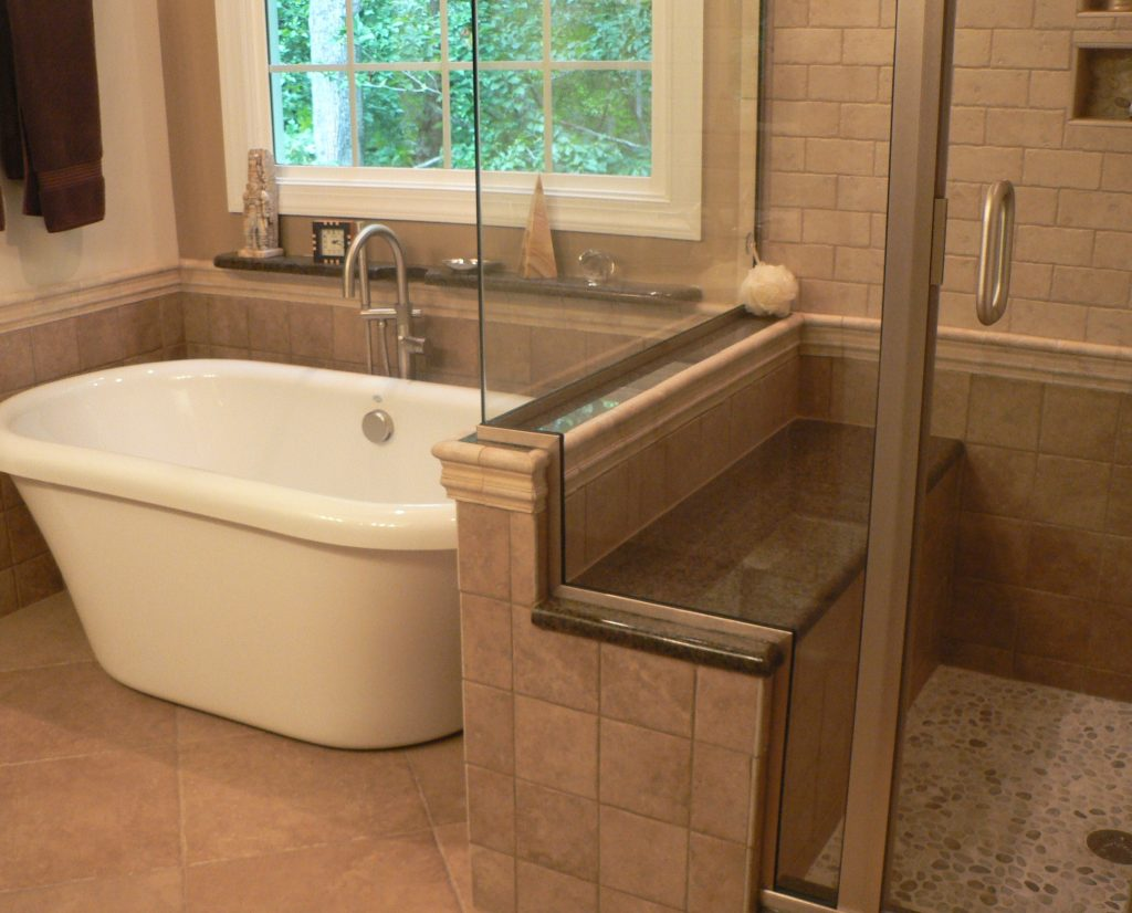Bathroom Shower Remodel Cost Geccetackletartsco