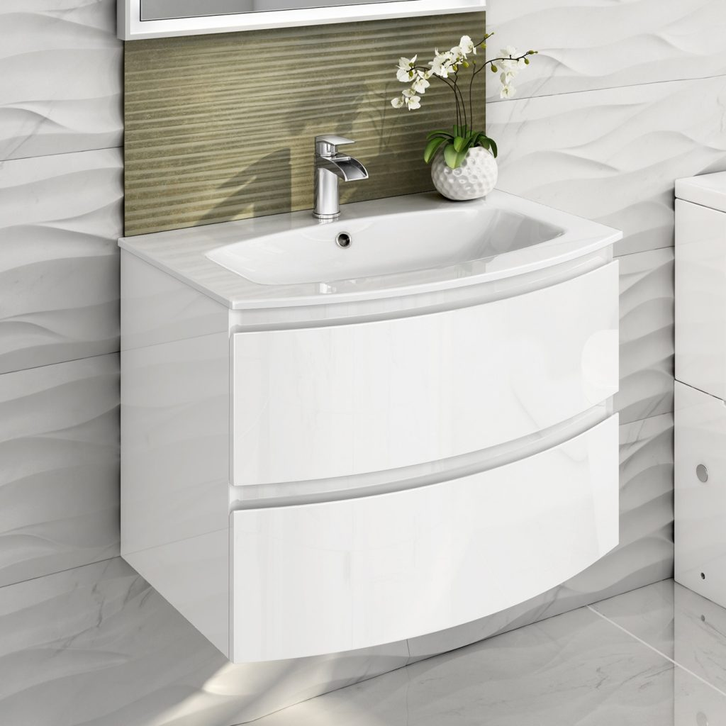 Bathroom Sink Units Backsplash Sink Ideas