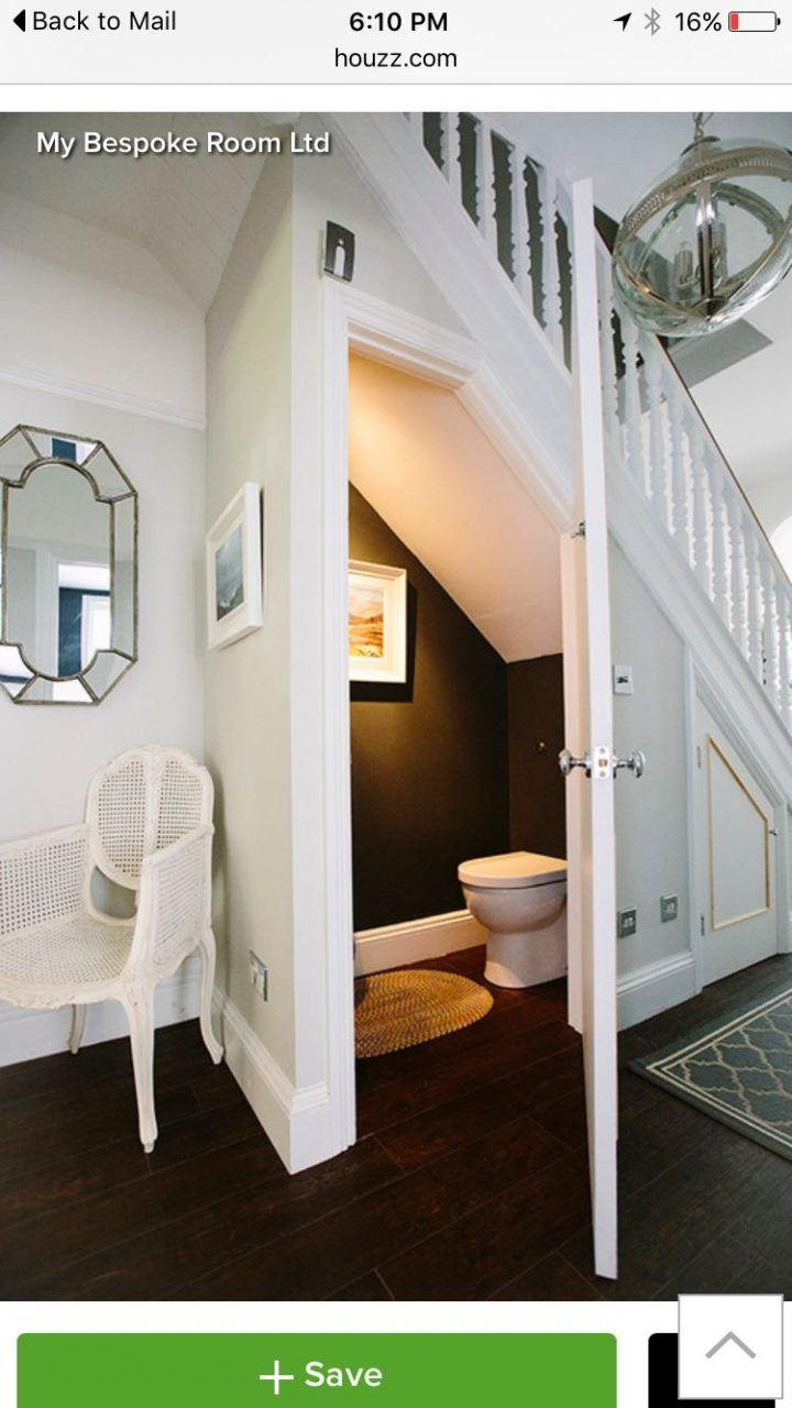 Bathroom Under Stairs Basement Ideas Pinterest Basements