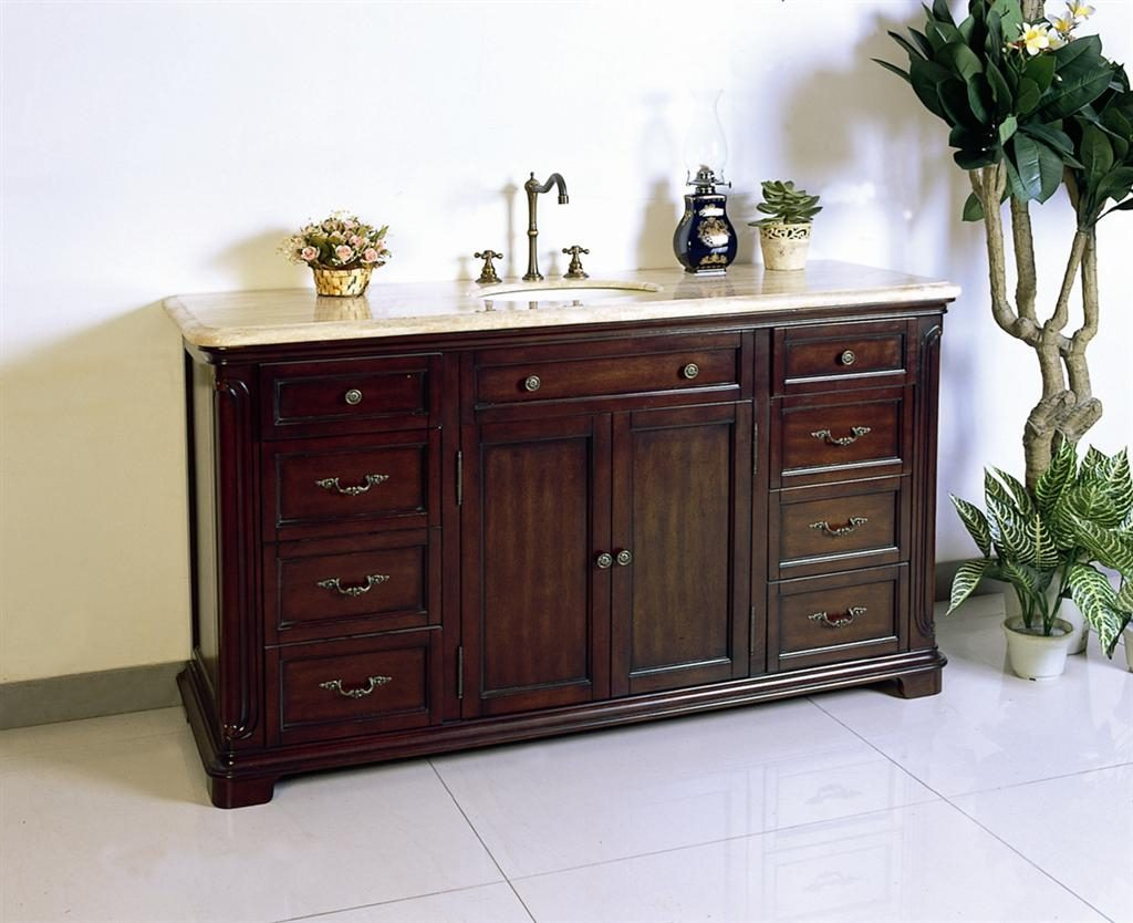 Bathroom Vanities 60 Single Sink Dodomi