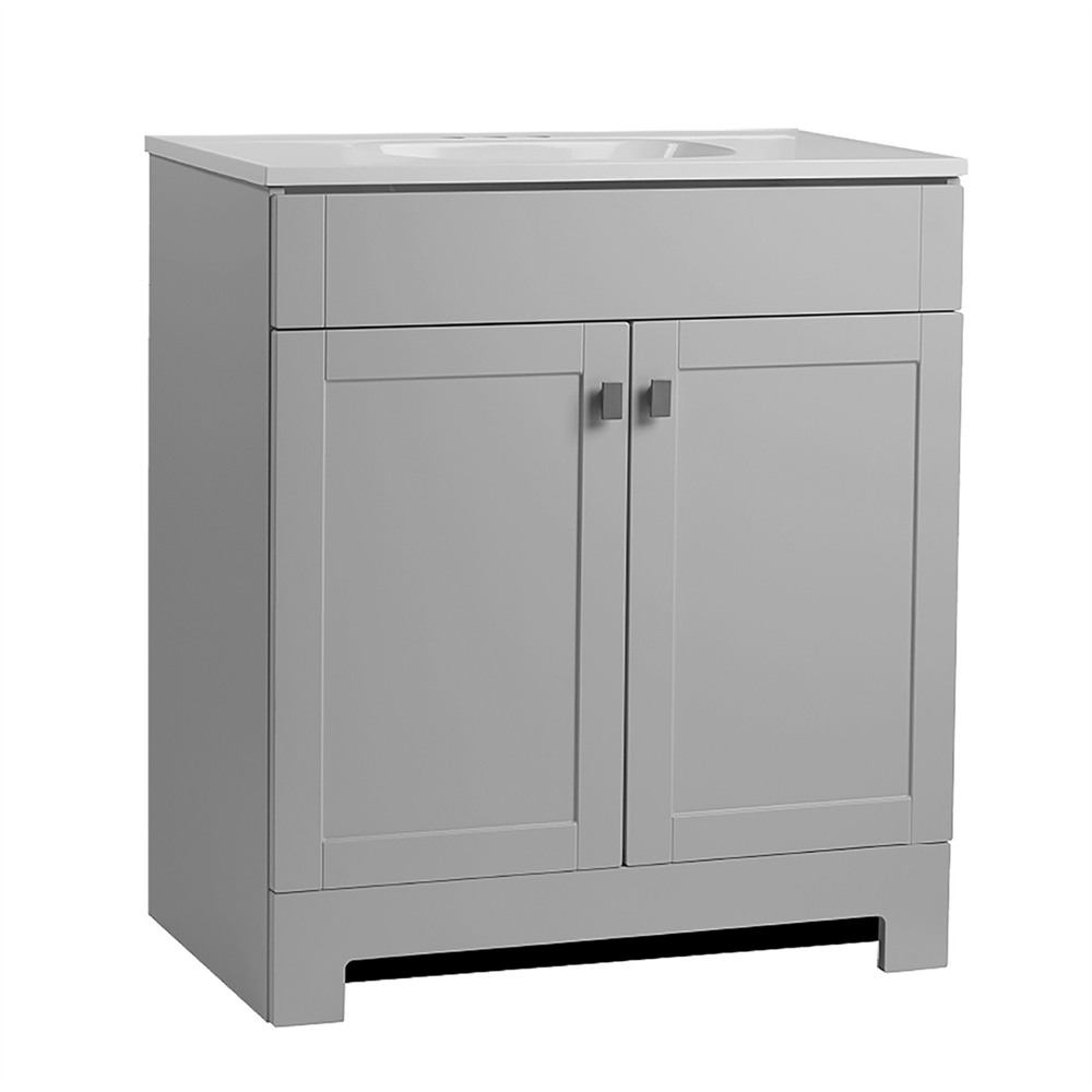 Bathroom Vanities Cabinets Vanity Tops More Lowes Canada
