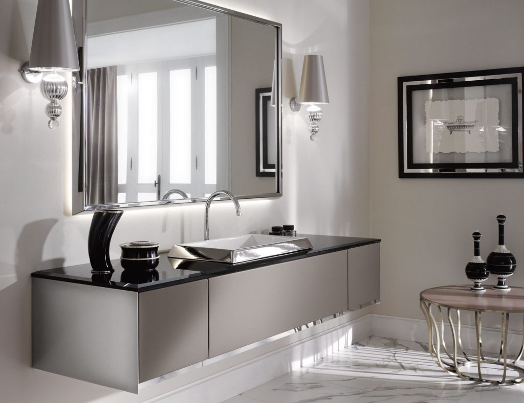 Bathroom Vanity Brands Unique The Luxury Look Of High End Bathroom