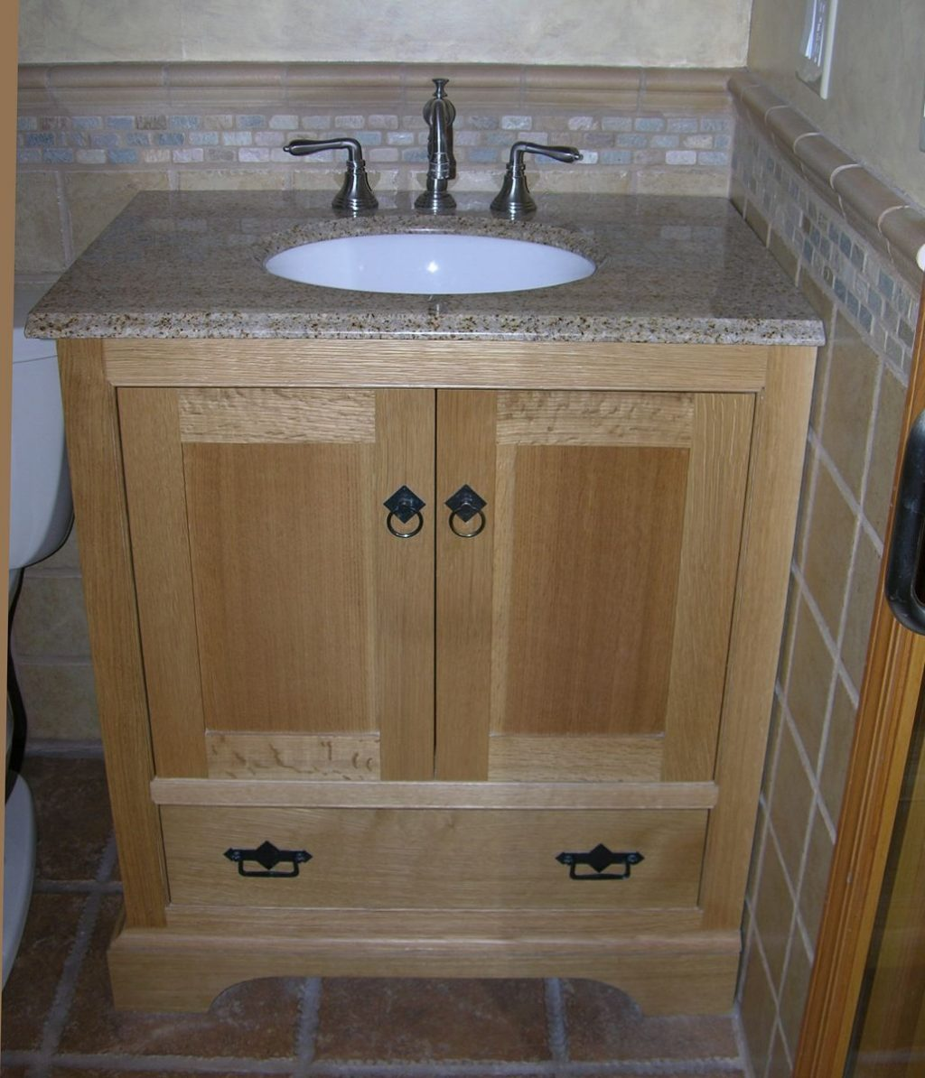 Bathroom Vanity Cabinets Oak Ideas Pinterest Bathroom Vanity