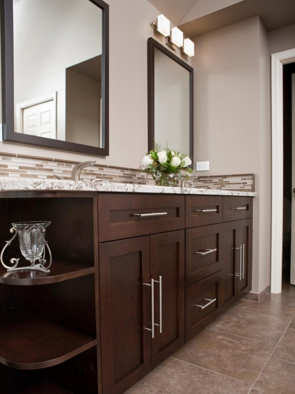 Bathroom Vanity Colors And Finishes Hgtv Home Design