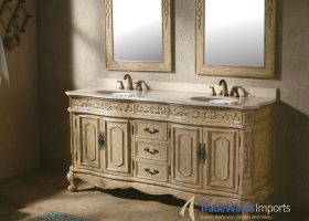 Bathroom Vanities That Look Like Furniture