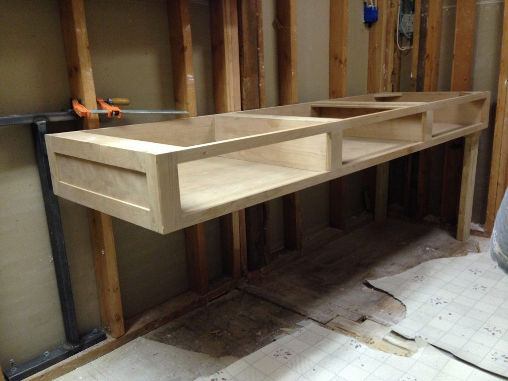 Bathroom Vanity Ideas Easy Diy Wooden Floating Bath F With Top