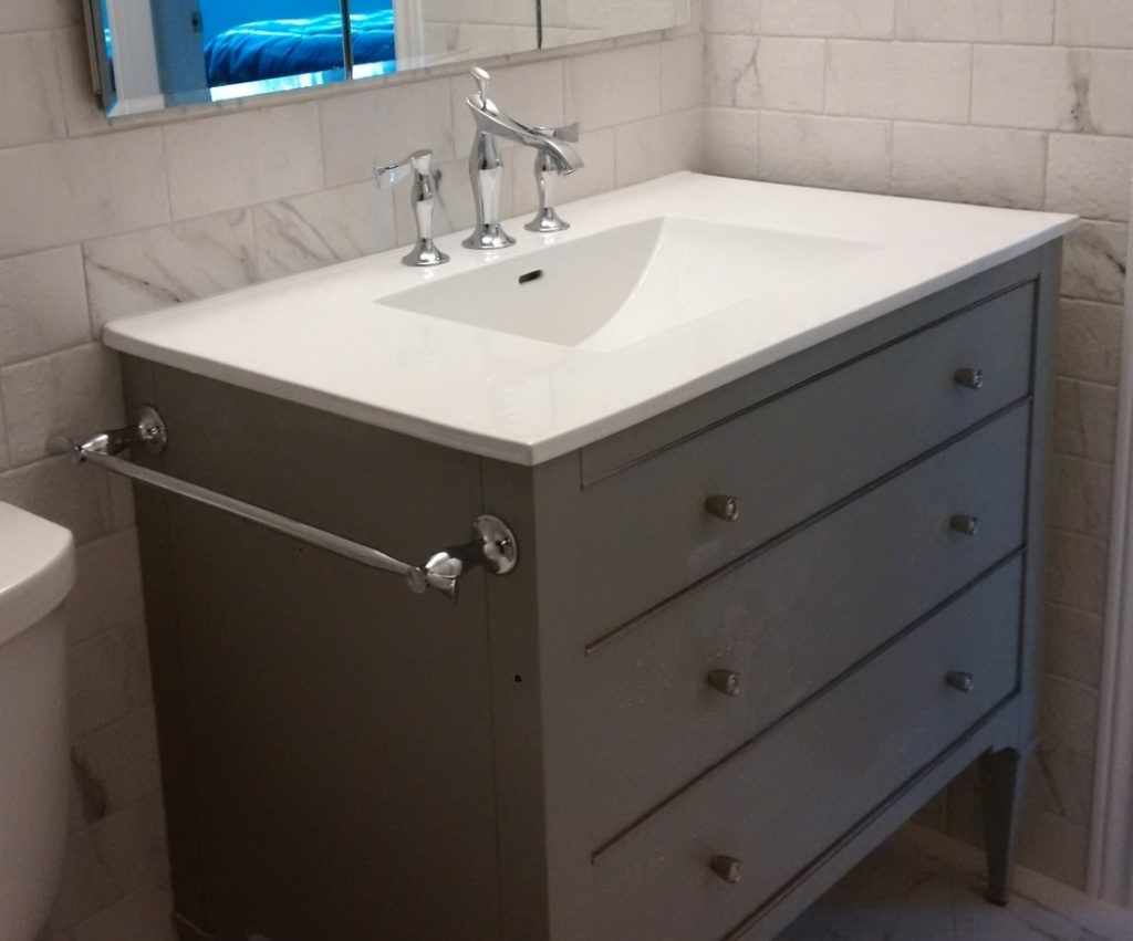 Bathroom Vanity Plumbing Service Kitchener Waterloo Cambridge