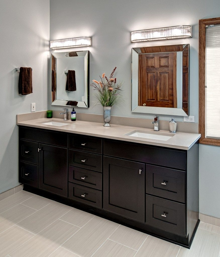 Bathroom Vanity Remodel Mirror Unique Designs Bathroom Vanity