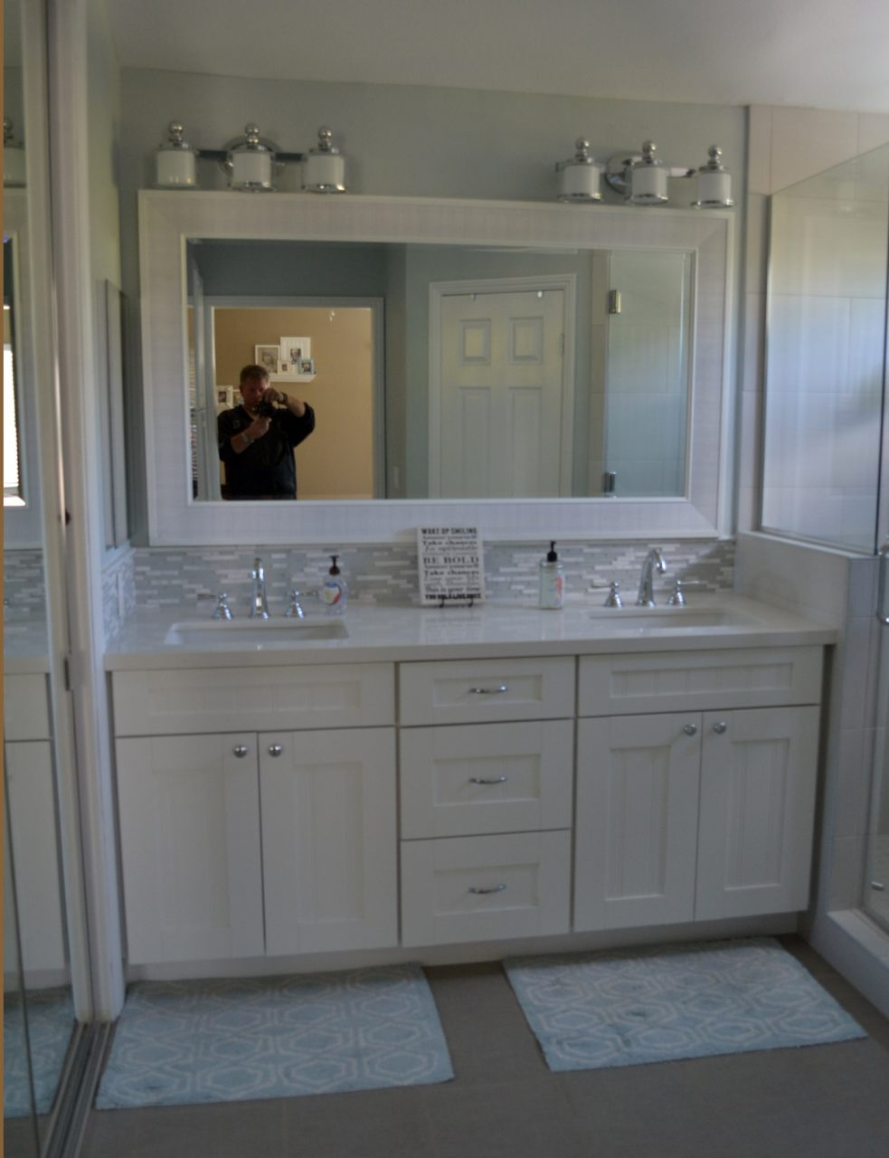 Bathroom Vanity Remodel Ownself
