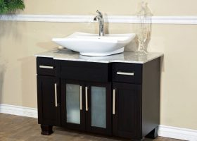Bathroom Vanities One Sink