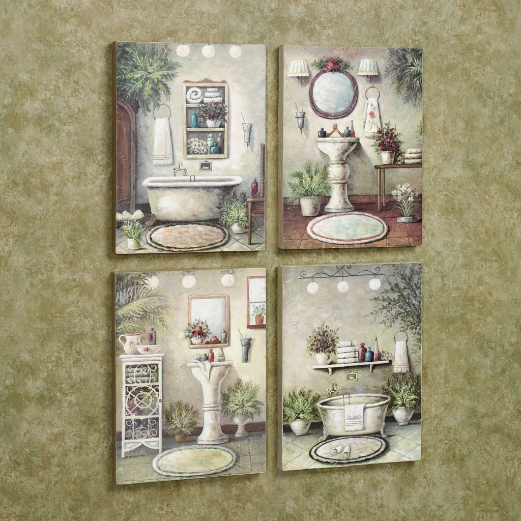 Bathroom Wall Hangings Decoration Macservices