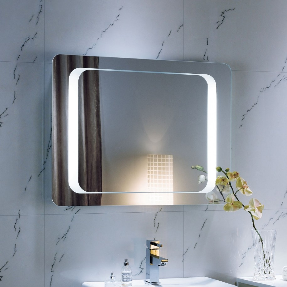 Bathroom Wall Mirrors Led Top Bathroom Very Popular Bathroom