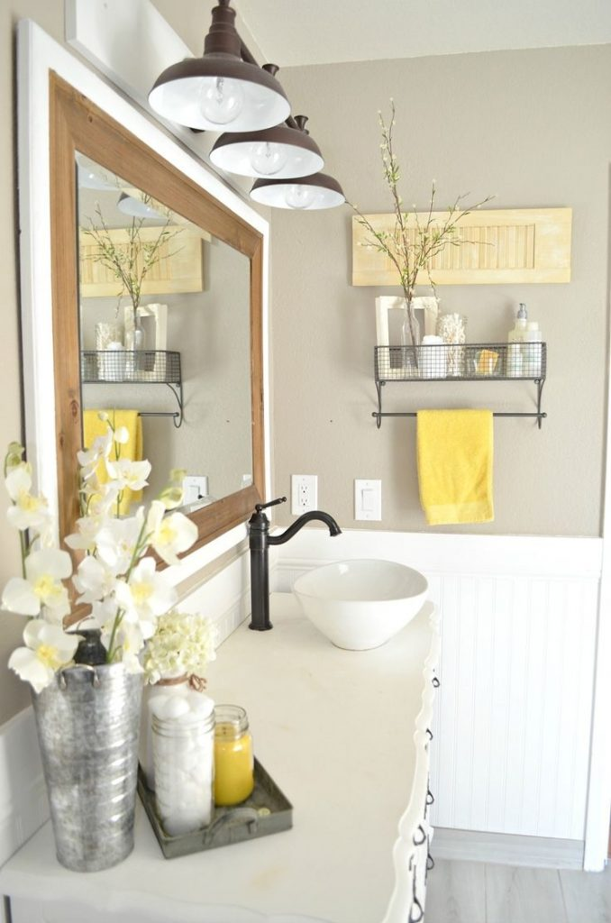 Beautiful Best 25 Yellow Bathroom Decor Ideas On Pinterest Pink