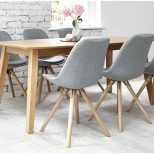 Beautiful Cheap Grey Dining Chairs