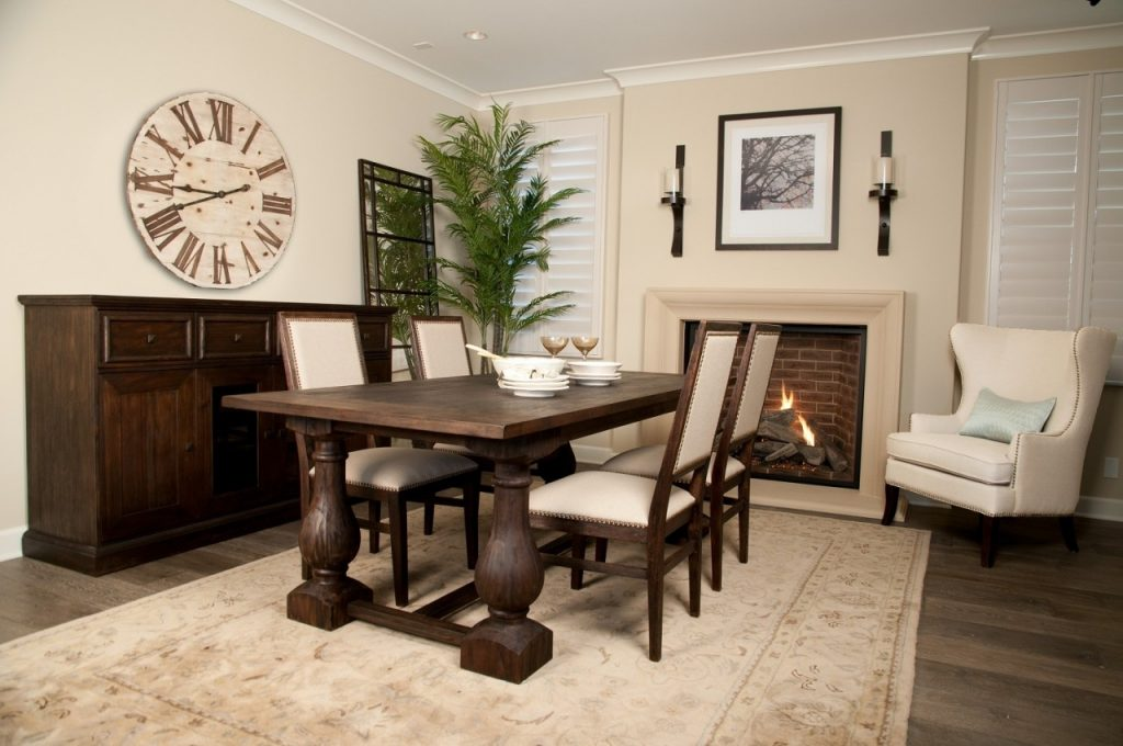 Beautiful Dining Rooms Restoration Hardware Tables Design 1
