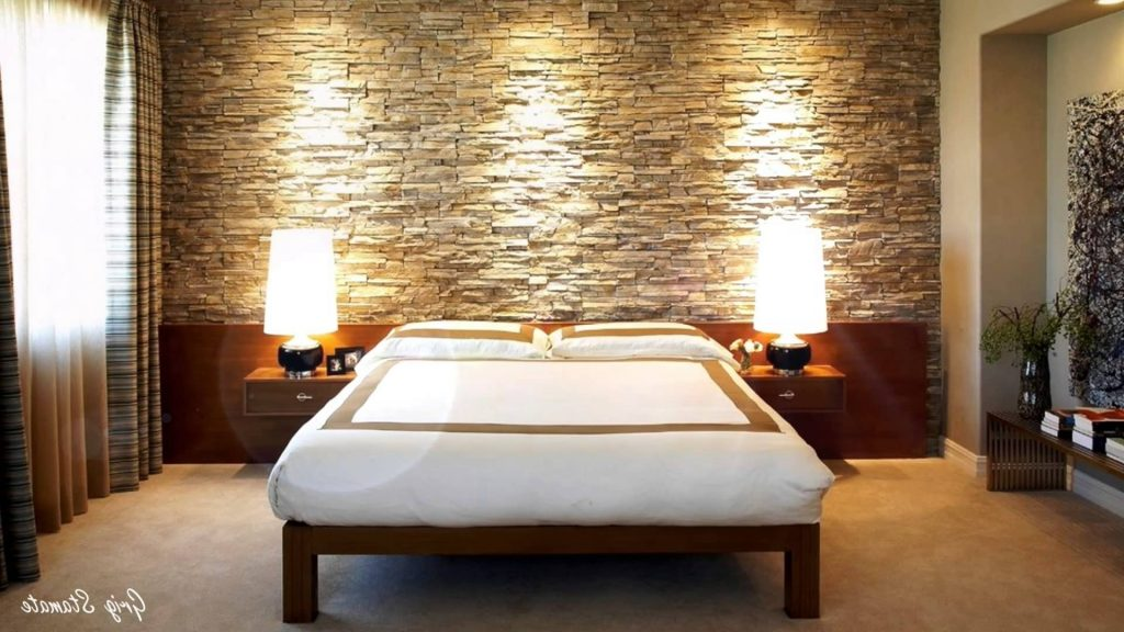 Bedroom Bedroom Accent Wall Ideas Good Looking Photo Concept