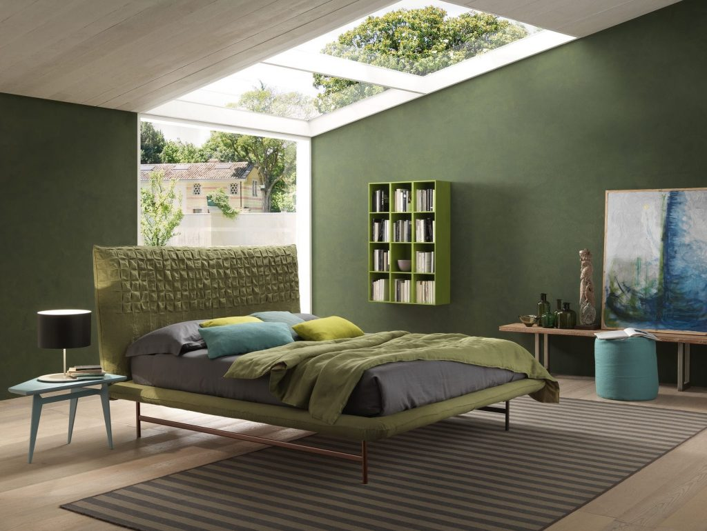Bedroom Bedroom Ideas With Green Walls Awesome Modern Design View