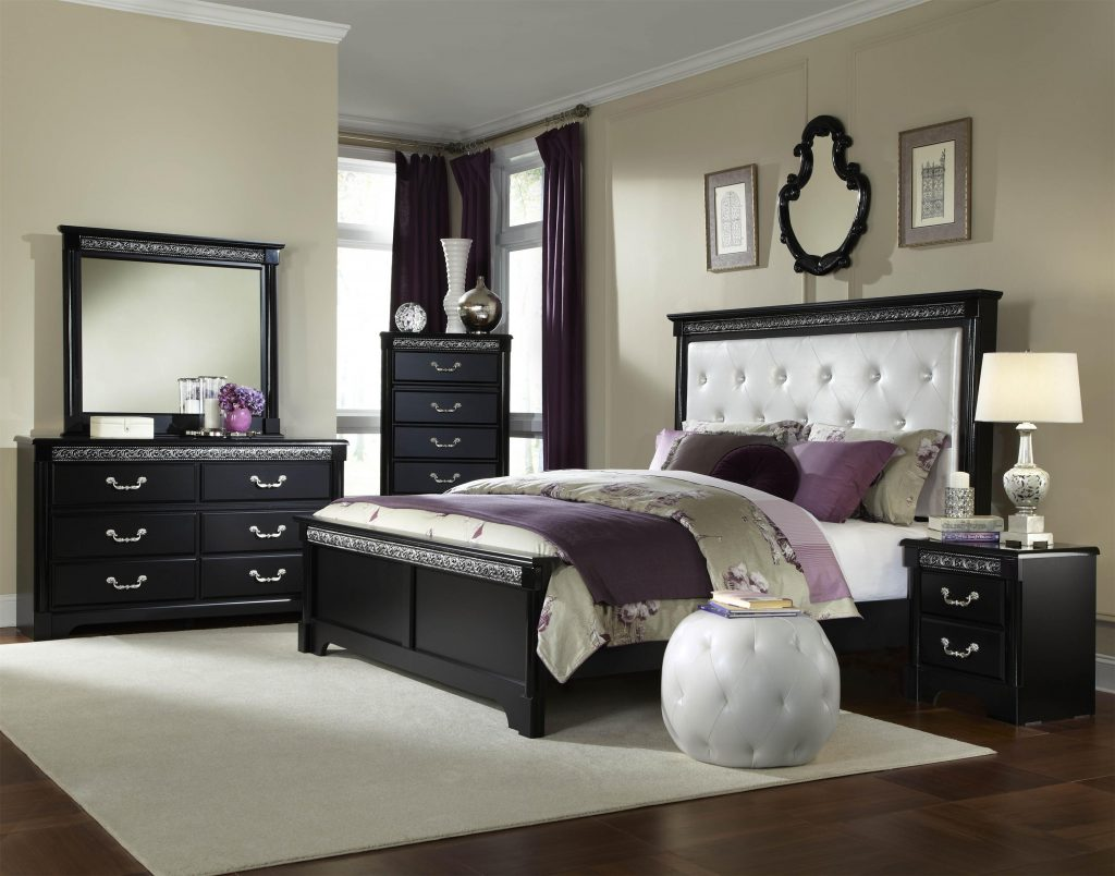 Bedroom Black Bedroom Furniture Design Ideas Images Wall Color And
