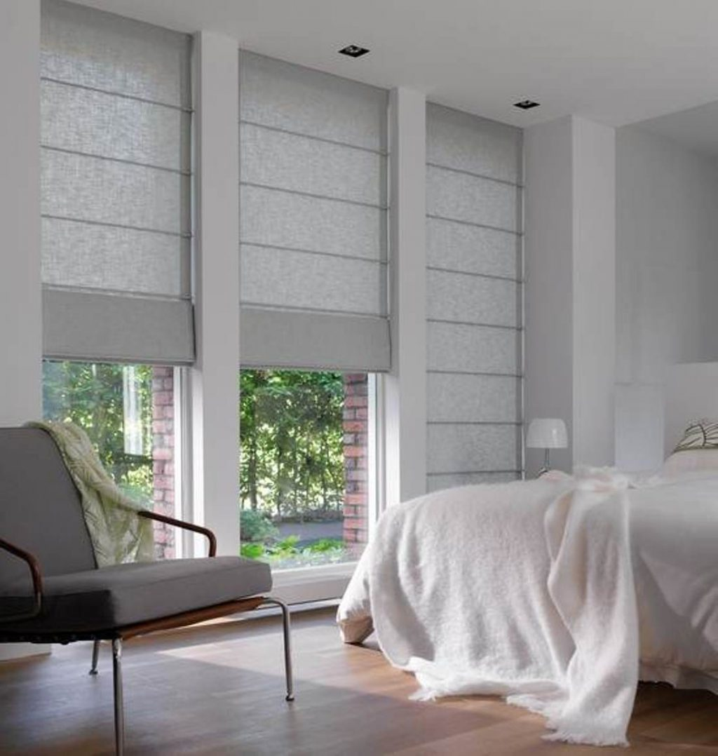 Bedroom Blinds Window Treatment Ideas For Bedroom Master