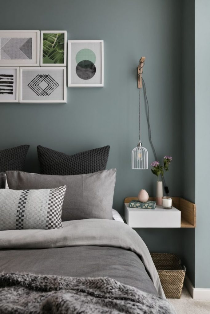 Bedroom Feature Wall Colours The 25 Best Bedroom Feature Walls Ideas