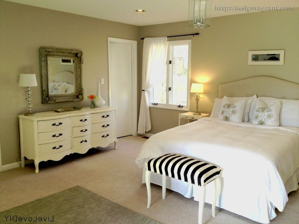 Bedroom Furniture Arrangement Contemporary Simple Layout Throughout