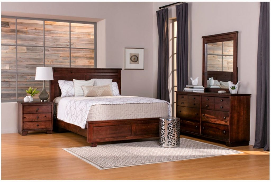 Bedroom Furniture Living Spaces