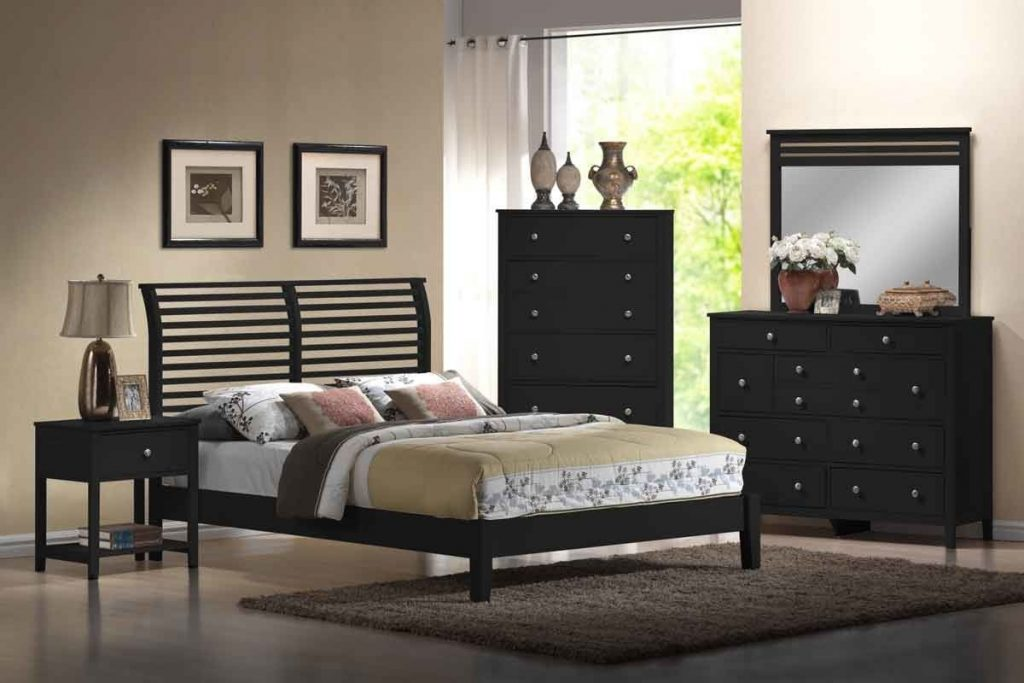Bedroom Ideas Black Furniture Home Furnitures