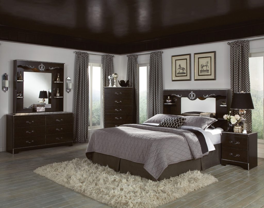 Bedroom Ideas Dark Brown Furniture Home Delightful With Bedroom