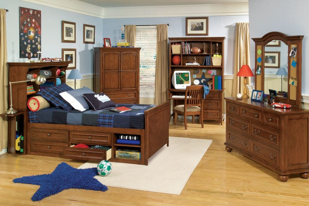 Bedroom Kids Bedroom Furniture Sets For Boys Kids Bed And Dresser
