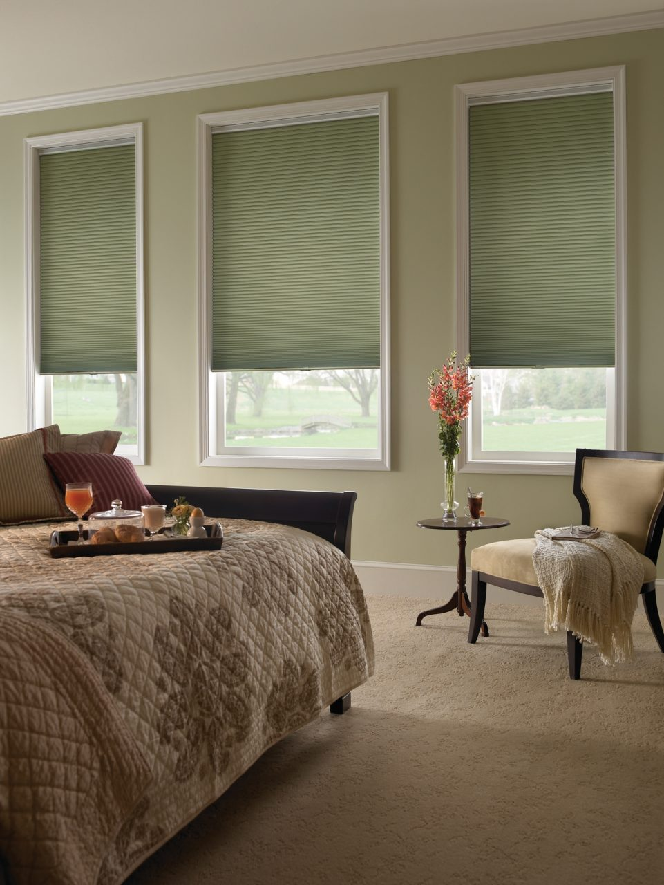 Bedroom Lovely Bedroom Window Shades And Best Sleeping Treatments