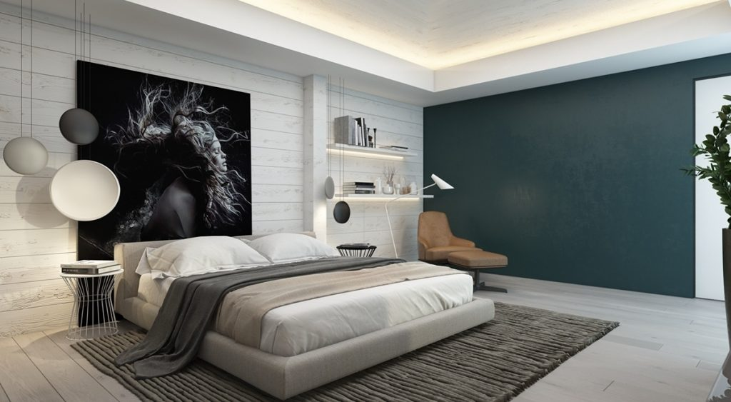 Bedroom Painting Accent Walls In Bedroom Ideas Photos And Video An