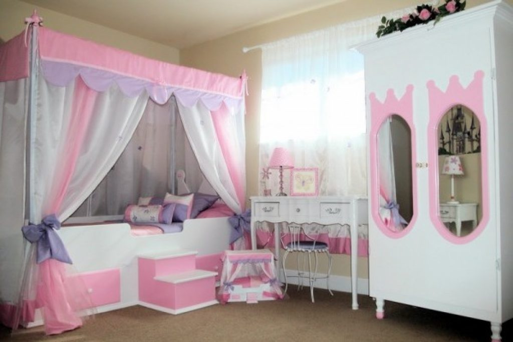 Bedroom Pink Childrens Bedroom Furniture Affordable Kids Bedroom