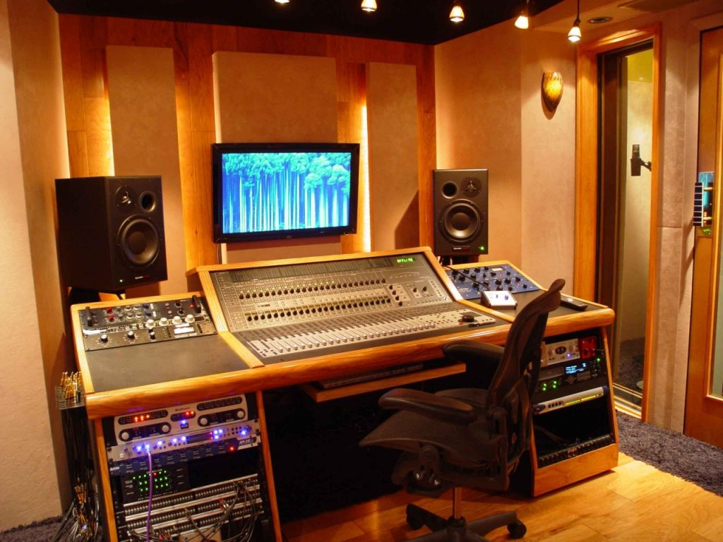 Bedroom Recording Studio Home Design Ideas