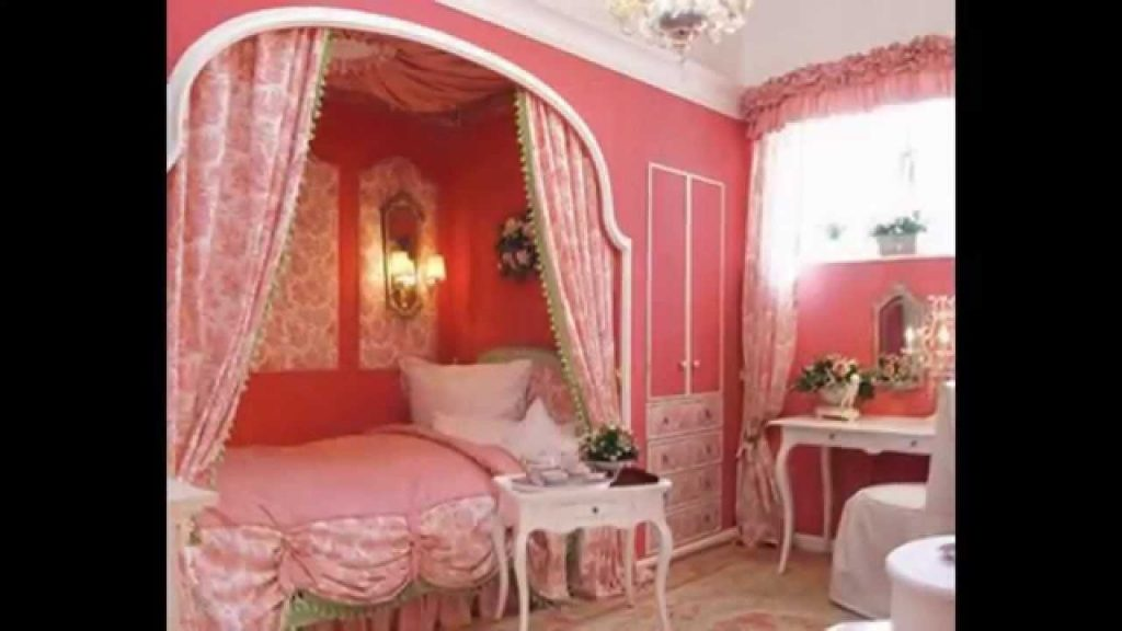 Bedroom Sets Girl Bedroom Canopy Youtube